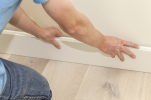 Home Repair - Baseboards, trim, molding installation